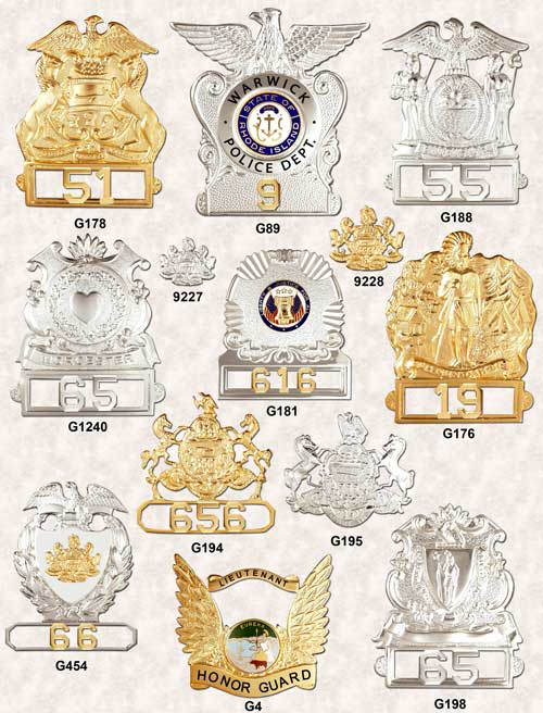 Police cap  Badges GA-REL Hat Badges page 1 GAREL