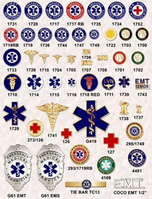 Ga Rel Catalog Badges Accessories Emblems Tie Bars